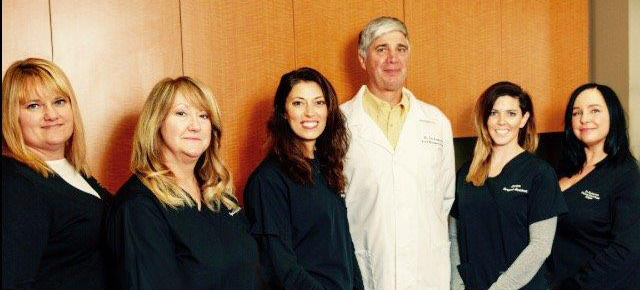 Dr. Radokovich and staff at Joseph J. Radakovich, DMD in Portland, OR